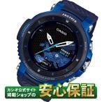 カシオ PRO TREK Smart プロトレックスマート WSD-F30-BU