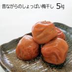 【送料無料】紀州産南高梅 白干し梅干し /ほんの少しの訳あり/たっぷり5kg