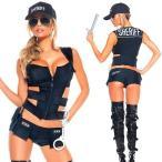 黒 パンツ 帽子 婦人警官 ポリス コスプレ衣装