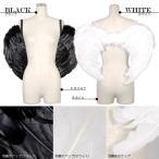 ハロウィン衣装 小さな天使の羽と悪魔の羽スモール/羽根