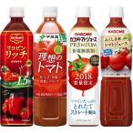 ショッピングトマトジュース 食塩無添加100%トマトジュース ペットボトル 4種12本セット