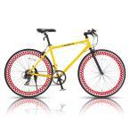 クロスバイク ロードバイク ロコモティブ WACHSEN 自転車