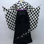 二尺袖着物袴フルセット ANEN  着物生地:日本製 卒業式にどうぞ!新品(株)安田屋 u120856704