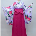 二尺袖着物袴フルセット ひさかたろまん 卒業式にどうぞ! 新品 (株)安田屋266714287