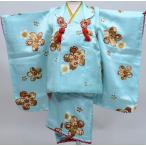 七五三 3歳 3才 三才 三歳 女児 女の子 正絹 祝着 被布着物フルセット 日本製 式部浪漫 古典柄 新品 (株)安田屋 n249885493