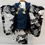 七五三 3歳 3才 三才 三歳 男児 男の子 被布 着物フルセット  生地は日本製 おりびと 新品 (株)安田屋 t647255242