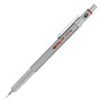 シャーペン ロットリング 600 シルバー メカニカルペンシル 0.7mm 製図対応 メール便可 1904444
