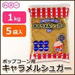 ハニー  [5袋入]ポップコーンフレーバー キャラメルシュガー 1kg [5袋入]