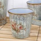 ガーデン 庭 鉢 花柄 薔薇雑貨 バラ雑貨 かわいい