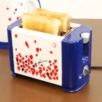 ポップアップトースター プルーン パン焼き キッチン家電 TA-F02 PL-102