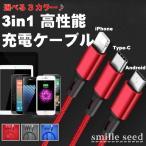 iPhone ���ť����֥� ����ɥ��� ���ť����֥� ���Ŵ� iPhoneXS iPhoneX Android 3in1 �������ˤ���