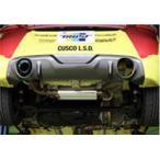 【送料無料】トラスト コンフォートスポーツ GTスラッシュ マフラー スズキ スイフトスポーツ 6MT/CVT FF ZC32S用 左側シングル出し リアピースのみ 10190712