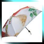 ショッピングマンハッタナーズ Manhattaner`s 中国製雨傘(ミニ傘) ミケランジェラ、闘牛場にふたたび レッド KM-87M