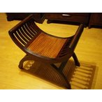 アジアン家具木製バリ♪バンブーカルティーニチェア♪インテリアおしゃれエスニック