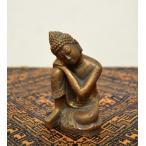 プリミティブ置物置き物オブジェオーナメント装飾アジアン雑貨バリ♪ブッダのオブジェ♪おしゃれエスニックインテリア雑貨デザイン雑貨