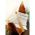 アジアンバリ雑貨(ヤシリーフのアジアンガムラン)おしゃれインテリアエスニック鉄琴楽器オブジェバリ音色