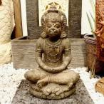 5月上旬入荷予定 アジアンバリ雑貨♪ハヌマーンの石像♪おしゃれインテリアエスニック置き物オブジェ縁起物エクステリアガーデニング