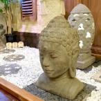 7月上旬入荷予定 アジアンバリ雑貨♪ブッダの石像♪おしゃれインテリアエスニック置き物オブジェ縁起物エクステリアガーデニング