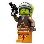 レゴ LEGO Star Wars Rebels Minifigure - Hera Syndulla with Blaster (75053)