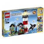 レゴ Creator-Leuchtturm-Insel