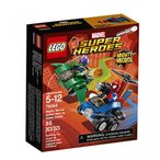 レゴ LEGO Super Heroes Mighty Micros: Spider-Man vs. Green Gobl 76064