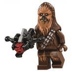 レゴ LEGO Stars Wars Death Star Minifigure - Chewbacca with Shooter Crossbow (75159)