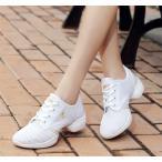 チアリーディング レディースダンスシューズ 女性靴