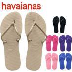 ショッピングハワイアナス ハワイアナス ラバーサンダル havaianas FLAT フラット レディース ビーチ サンダル フラット (単品購入に限りメール便発送) 【hav6】