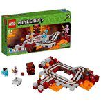 レゴ(LEGO) マインクラフト 暗黒界の線路 21130