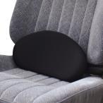 錦産業 サポートクッションふわふわ柔軟低反発 ブラック WY-5107