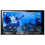 carrozzeria パイオニア カロッツェリア 7V型ワイドVGAモニター/DVD-V/VCD/CD/Bluetooth/USB/チューナー・DSPメインユニット FH-9200DVD