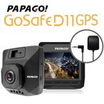 PAPAGO コンパクトフルHD GPS搭載ドライブレコーダーGoSafe D11 GS-D11-GPS16