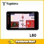 ユピテル Super Cat (スーパーキャット)  ワンボディタイプGPS&レーダー探知機 L60