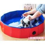 プール子供用ペット用ビニールプールキッズプール家庭用小さめ家空気入れ不要ペット用バスタブお風呂水泳80*30cm&100*30cm