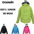 goldwin/ゴールドウインキッズ/ジュニアスキージャケットGJ11502P/あすつく対応_北海道/