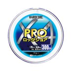 デュエル ハードコアX4 PRO ロックショア 300m 1.5号 / PEライン 青物 ヒラスズキ 4本撚り