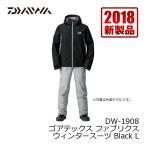 ダイワ Daiwa DW-1908 Black L ゴアテックス ファブリクス ウィンタースーツ