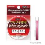 シマノ ワカサギマチック EX4PE ホワイト ホワイト 0.2号-30m