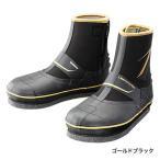 シマノ リミテッドプロ・3DカットピンフェルトAYUタビ (中割) ゴールドブラック S