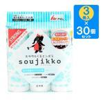 スペアテープ soujikko(そうじっこ) 粘着クリーナー カーペット用ストロング 3巻入×30セット KU-MS0360 | 粘着テープ 掃除