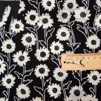 花柄 コットン素材 1mカット売り商品 DIY