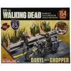 ウォーキングデッド フィギュア McFarlane Toys Building Sets -The Walking Dead TV Daryl Dixon with Chopper Building Set 正規輸入品