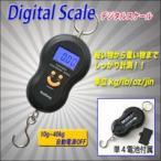 吊り下げ型 デジタルスケール☆10gから40kgまで 釣り用品