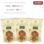 大豆ミート / 大豆まるごとミート フィレタイプ 90g KaRuNa(かるなぁ) ※ポスト投函便対象(3個まで)