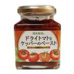 信州自然王国 ドライトマトとケッパーのペースト 160g