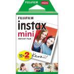 《新品アクセサリー》 FUJIFILM (フジフィルム) チェキ用フィルム instax mini 2パック(10枚入り)