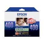 《新品アクセサリー》 EPSON(エプソン) 写真用紙ライト L判 400枚 KL400SLU