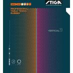 STIGA(スティガ) 卓球 ラバー 粒高ラバー バーティカル 20 レッド 特薄 1710200506