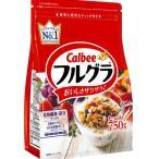 「特価セール」カルビー フルグラ 800g/1袋・手軽な朝食にフルーツグラノーラ!ドライフルーツ・シリアル