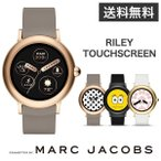 MARC JACOBS RILEY TOUCHSCREEN マークジェイコブス 腕時計 スマートウォッチ MJT2001 セメントグレー/シリコン